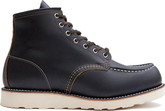 Red Wing Shoes - 6INCH CLASSIC MOC BLACK PRAIRI