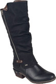 Rieker - TALL BLACK BOOT