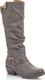 Rieker - TALL GREY BOOT