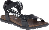 Merrell - AROUND TOWN SUNVUE WOVEN BLACK