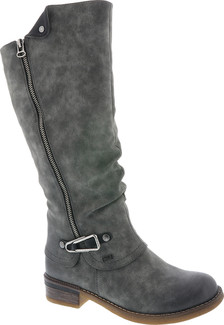 Rieker - GREY TALL BOOT