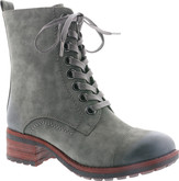 Rieker - GREY LACE UP BOOT