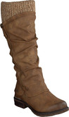 Rieker - TALL TAN BOOT