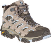 Merrell - MOAB 2 MID WATERPROOF BRINDLE