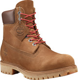 Timberland - 6INCH PREMIUM ICON BROWN NUBUC