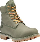 Timberland - 6IN PREMIUM FABRIC DARK GREEN