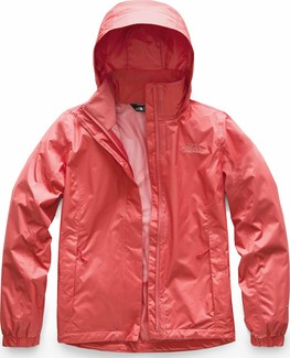The North Face - W RESOLVE 2 JACKET SPICED CORA