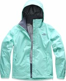The North Face - W RESOLVE 2 JACKET MINT BLUE