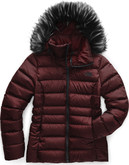 The North Face - W GOTHAM JACKET II DEEP RED