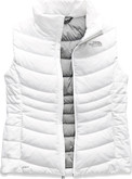The North Face - W ACONCAGUA VEST II TNF WHITE