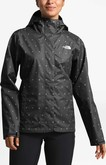 The North Face - W PRINT VENTURE JACKET ASPHALT