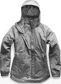 The North Face - W RESOLVE PARKA II MED GREY