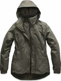 The North Face - W RESOLVE PARKA II NEW TAUPE