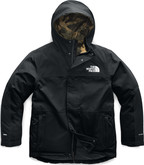 The North Face - M BALHAM INSULATED JACKET BLK