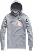 The North Face - W HALF DOME PULLOVER GREY