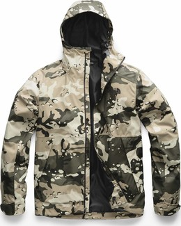 The North Face - M MILLERTON JACKET CAMO