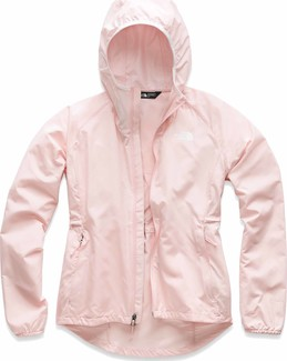 The North Face - W FLYWEIGHT HOODIE PINK SALT