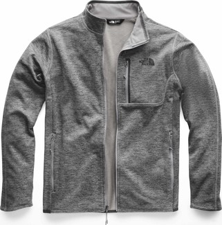 The North Face - M CANYONLANDS FULLZIP MED GREY