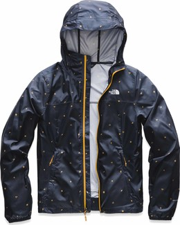 The North Face - W PRINTED CYCLONE CITRON