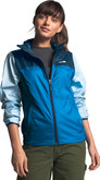 The North Face - W CYCLONE JACKET CLEAR LAKE BL