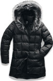 The North Face - W DEALIO DOWN PARKINA BLACK
