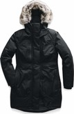 The North Face - W DOWNTOWN PARKA TNF BLACK