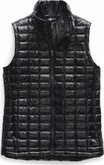 The North Face - W ECO THERMOBALL VEST BLACK