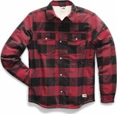 The North Face - M CAMPSHIRE SHIRT RED BUFFALO