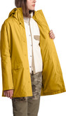 The North Face - W WOODMONT RAIN JACKET BAMBOO