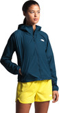 The North Face - W FLYWEIGHT HOODIE BLUE WING