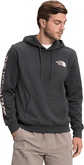 The North Face - M NEW SLEEVE HIT HOODIE ASPHAL