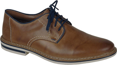 Rieker - B1422-25 - TAN LACE UP