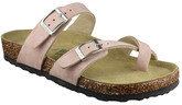 Biofeet - 2 STRAP W/TOE LOOP BLUSH