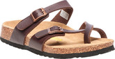 Biofeet - 2 STRAP W/TOE LOOP BROWN
