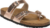 Biofeet - 2 STRAP W/TOE LOOP ROSE GOLD
