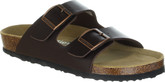 Biofeet - 2 STRAP BROWN
