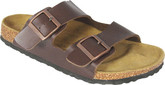 Biofeet - 2 STRAP MENS-BROWN