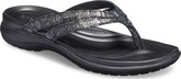 Crocs - CAPRI FLIP BLACK