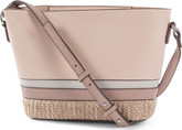 Joanel - DAY DREAMER CROSSBODY NATURAL