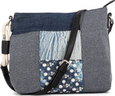 Joanel - CROSSBODY BAG IN DENIM WITH FA