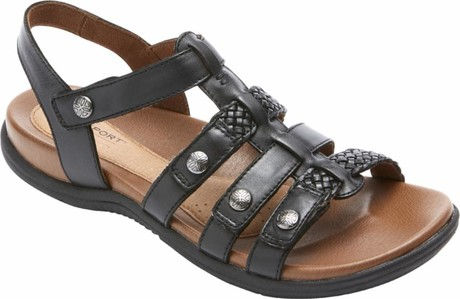 Cobb Hill - RUBEY T-STRAP BLACK - WIDE