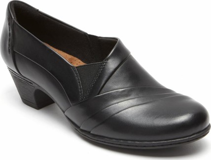 Cobb Hill - ABBOTT SLIPON BLACK