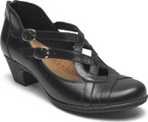Cobb Hill - ABBOTT CURVY SHOE BLACK