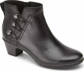 Cobb Hill - KAILYN ANKLE BOOT BLACK