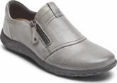 Cobb Hill - AMALIE ZIPPER SLIP ON GREY