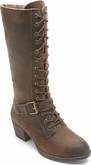 Cobb Hill - ANISA TALL LACE BOOT TAN