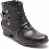 Cobb Hill - GRATASHA HARDWARE BOOT BLACK