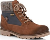 Remonte - TAN LACE UP HIKER