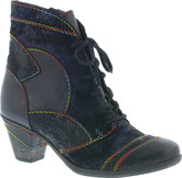 Remonte - BLACK HEELED BOOTIE