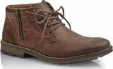 Rieker - BROWN LACE UP BOOT
